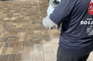 paver sealing jacksonville FL