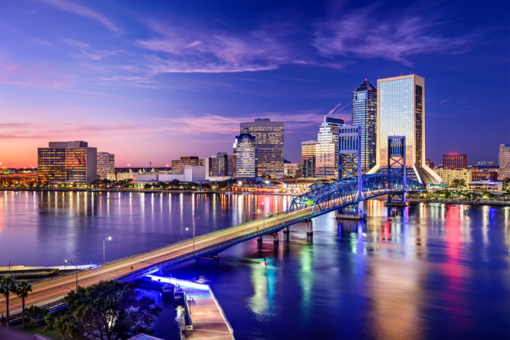 History of Jacksonville FL